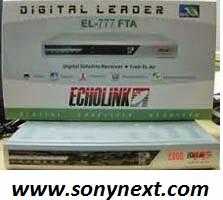 Echolink 777 SD Software Download
