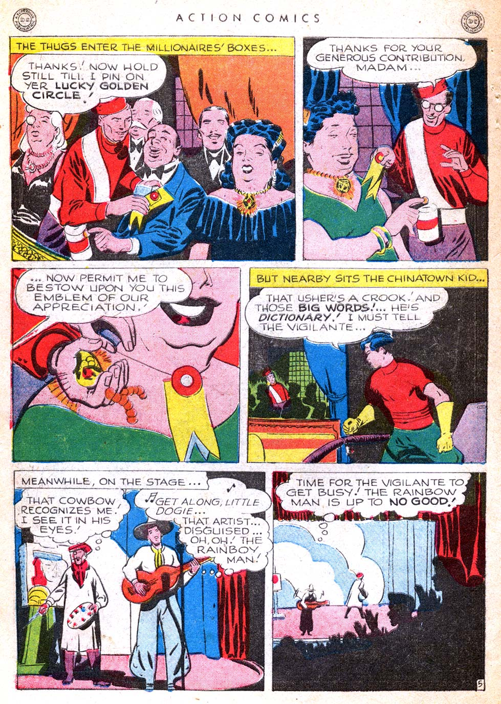 Read online Action Comics (1938) comic -  Issue #103 - 44