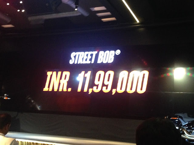Street Bob, Fat Bob, Fat Boy and the Heritage Classic —with the range starting at a price tag of Rs 11.99 lakh (ex-showroom, Delhi).
