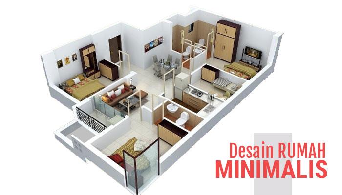 Desain Rumah Minimalis Tahun 2017