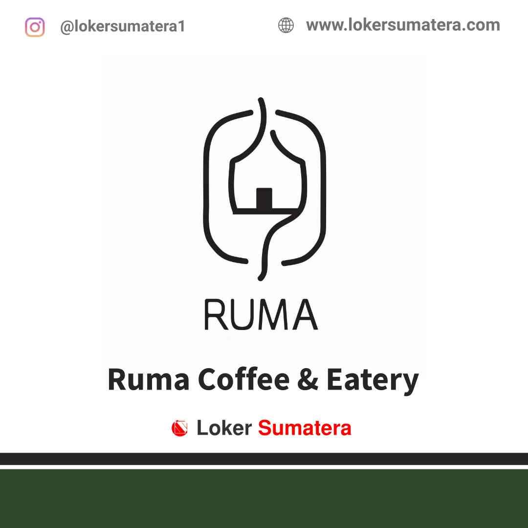 Lowongan Kerja Lhokseumawe, Ruma Coffee & Eatery Juni 2021