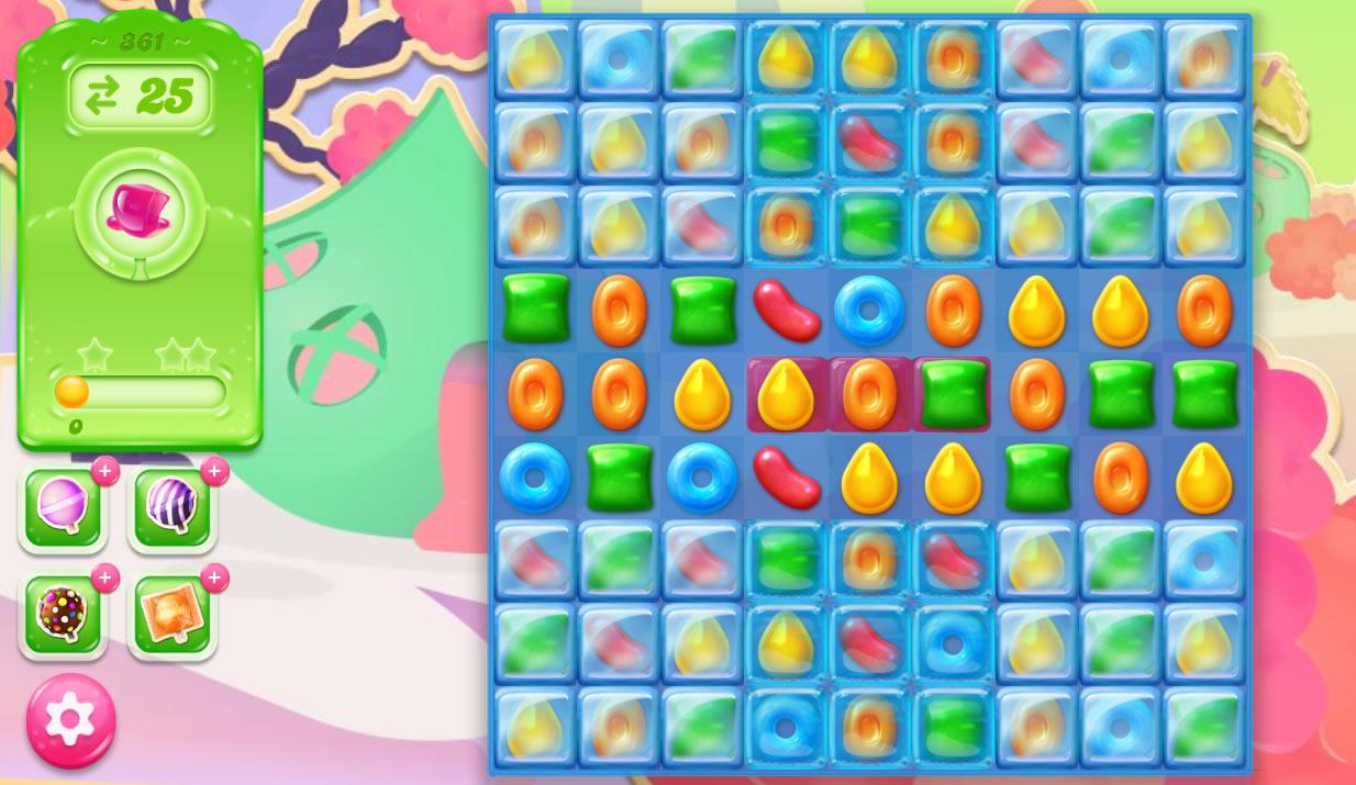 Candy Crush Jelly Saga 361