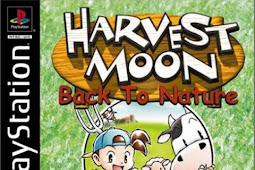 Harvest Moon PSX Patch Bahasa Indonesia