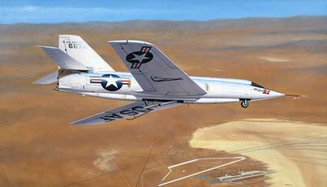 Pesawat Tercepat Di Dunia Saat Ini