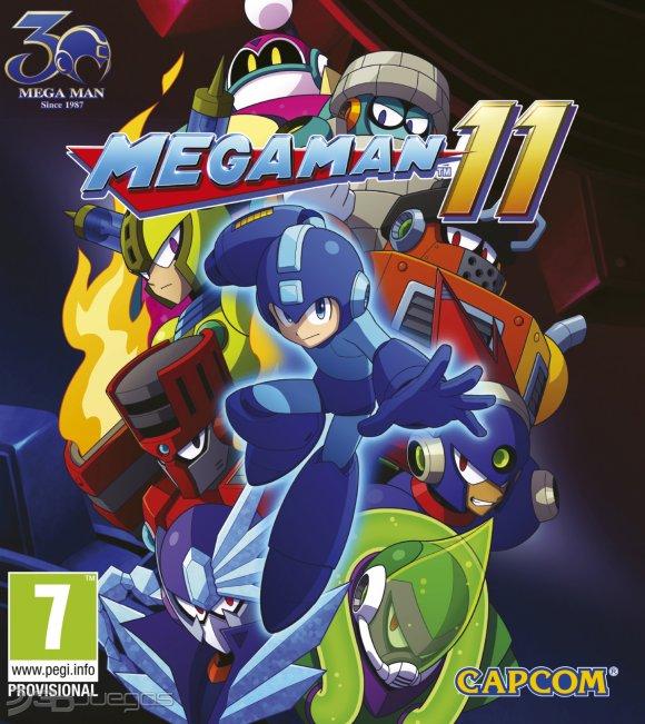 Mega Man 11 PC ESPAÑOL (CODEX) 1