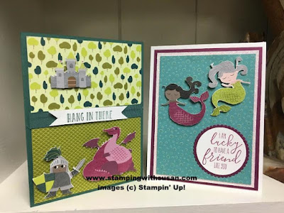 Stampin' Up Myths & Magic Magical Day Bundle