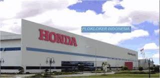Lowongan Kerja Operator Produksi PT.Honda Prospect Motor