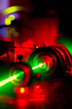 Scientists succeed in dragging Light by slowing it to speed of sound
