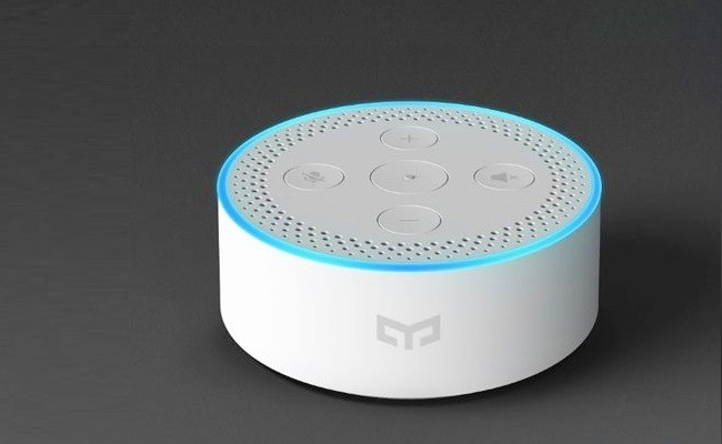 Tinuku Xiaomi's Yeelight Voice Assistant for $30 hit market in January