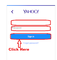 how to change the mobile number in yahoo mail account