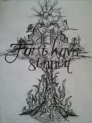 Katherine Mason: Art Portfolio: Tattoo Drawings