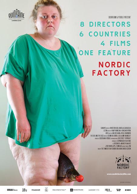 Nordic Factory Film Poster Nordic Film Festival