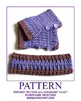 crochet patterns, how to crochet, mittens, headbands,
