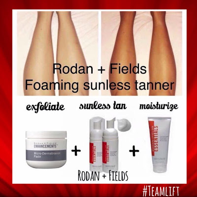 K'Mich Weddings - wedding planning - tanning - Rodan + Fields