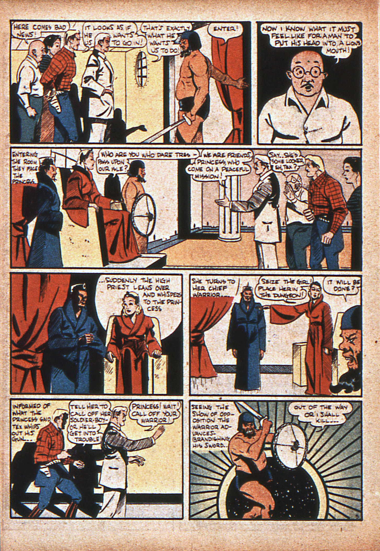 Action Comics (1938) 11 Page 40