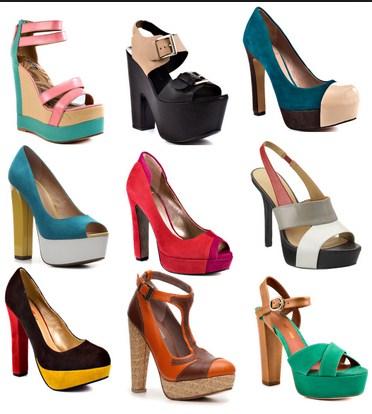 Trend Model Sepatu High Heels Terbaru