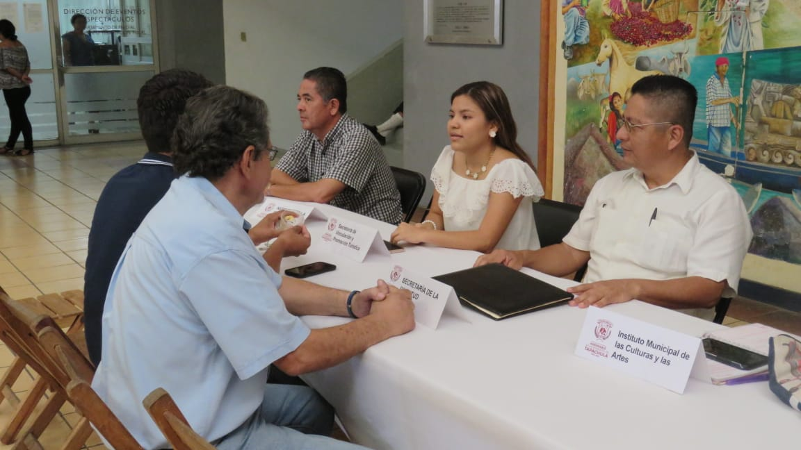 Periodistas Frontera Sur Modulos De Atención Ciudadana