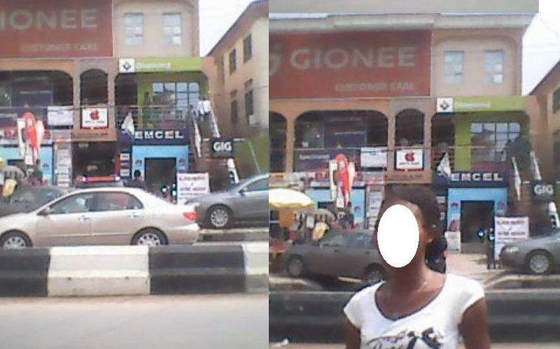See store where Seun Egbegbe allegedly stole N2.7m worth of iPhones