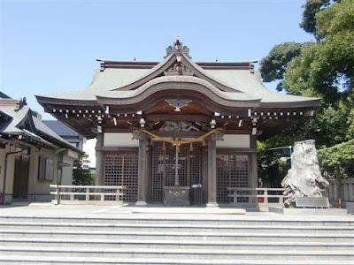 辻堂諏訪神社