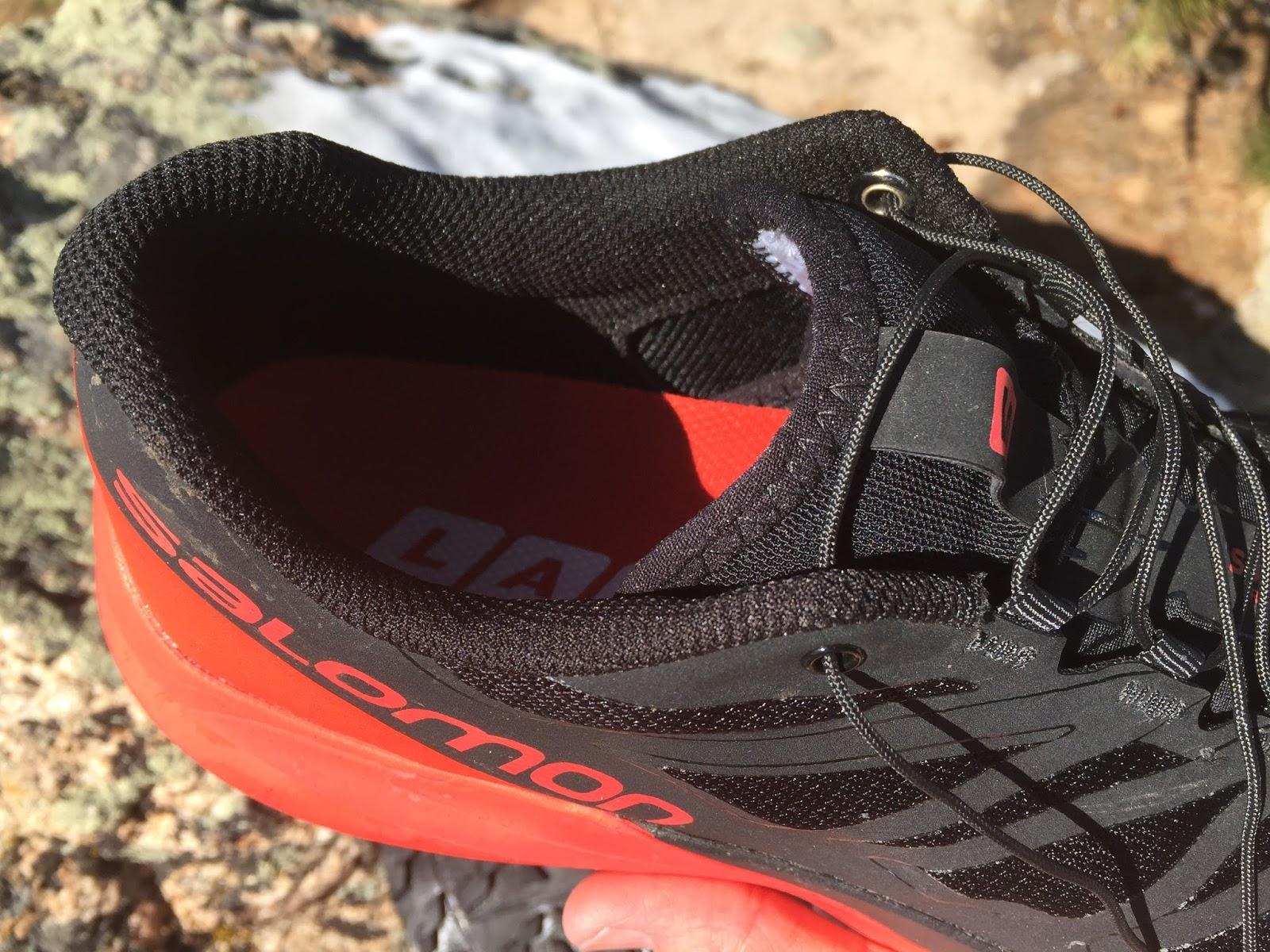 4580547feb38 Road Trail Run  Salomon S-Lab Sense Ultra Review - S-Lab Race ...