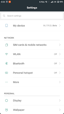 Miuipro Custom ROM Terbaik Xiaomi 4