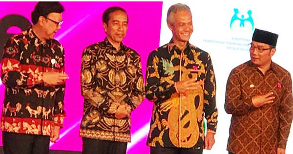Kepala Daerah Dilibatkan untuk Menangkan Jokowi-Ma'ruf