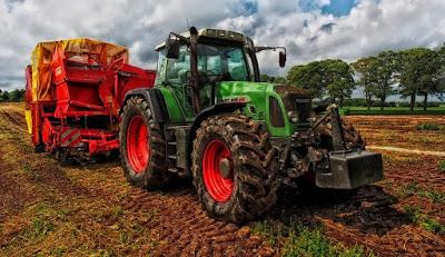 tips memilih traktor pertanian