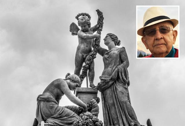 conversar com estatuas carlos romero cronica