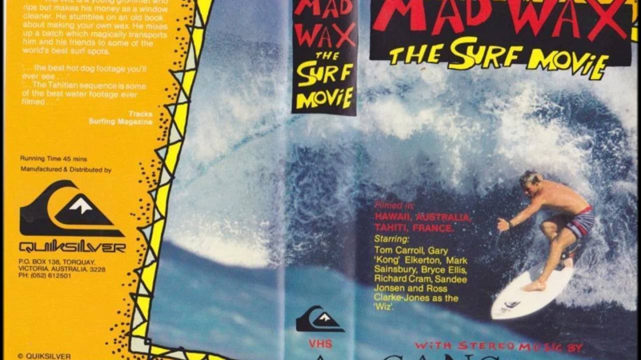 Mad Wax - The Surf Movie