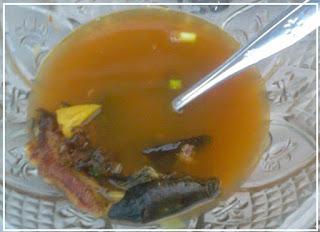 Ikan Asap Bumbu Iris