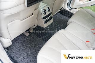 Mẫu thảm lót sàn Mercedes S63