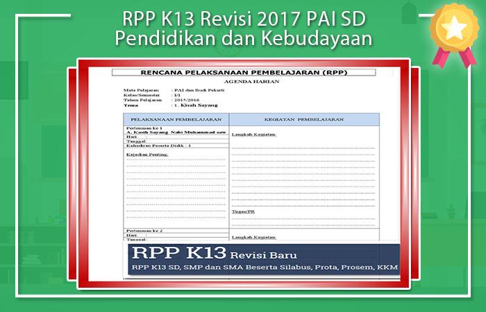 RPP K13 PAI