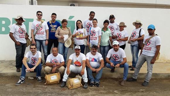 Secretaria de Saúde vivencia Semana de Campanha contra Arboviroses no município de Iguaracy.