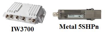 IW3700 & Metal 5SHPn