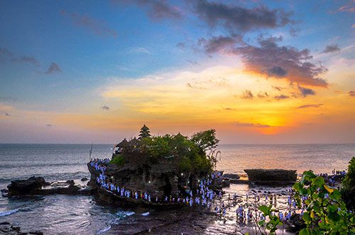 Pura Tanah Lot Bali, Indonesia - Wisata di Bali - Objek Wisata di Tabanan