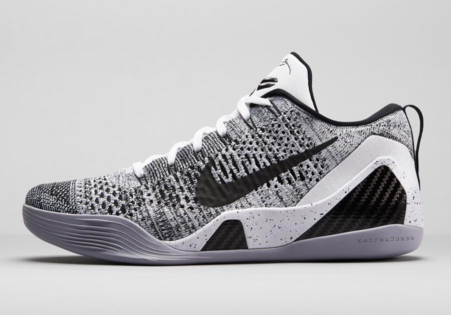 official photos 1cc33 59c36 TODAYSHYPE: Nike Kobe 9 Elite Low Beethoven/Michael Jackson
