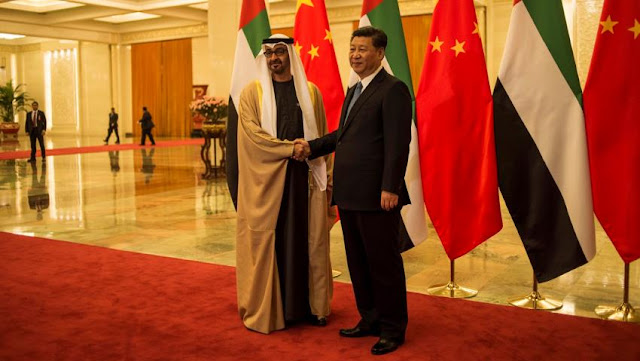 Visas on arrival in UAE for Chinese visitors
