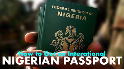 Requirement for International Passport Application | How to Apply For Int. Passport in Nigeria - www.recruitmentlogin.com