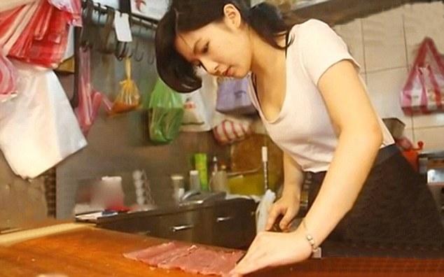 'Pork princess' of Taipei
