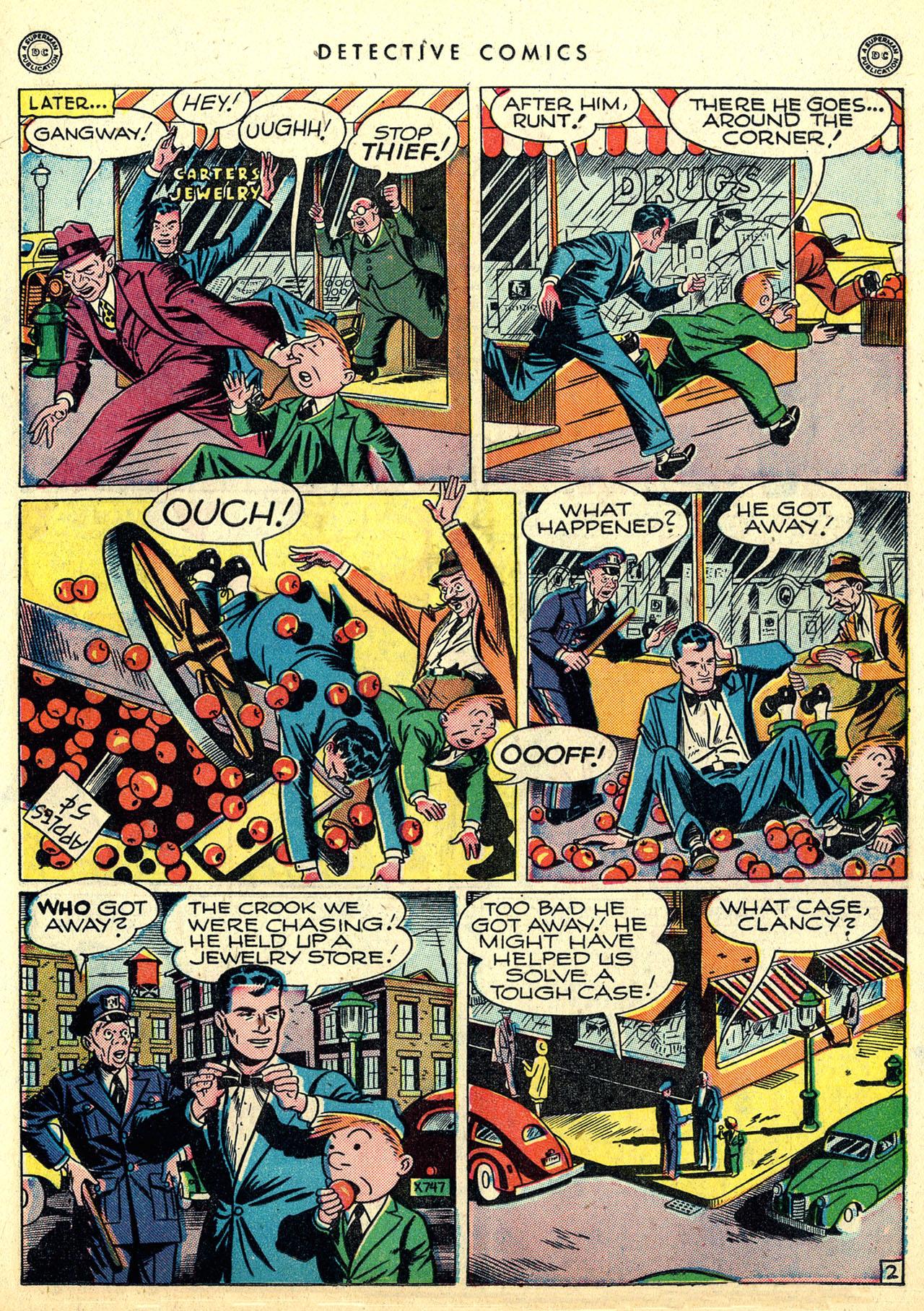 Read online Detective Comics (1937) comic -  Issue #133 - 29
