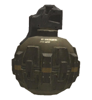 Осколочная граната (Frag Grenade) в Playerunknown's Battlegrounds