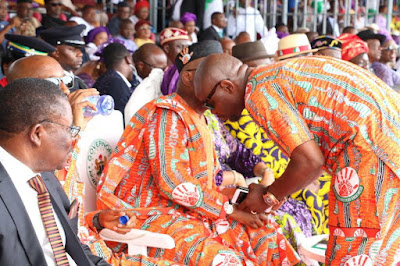 Group endorses Gov. Udom for second term ...hails Nse Essien