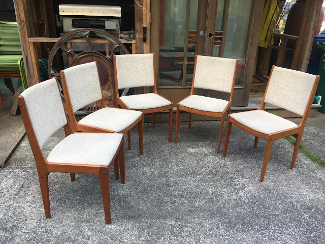 Mid-Century Dining Room - MCM, midcentury chairs