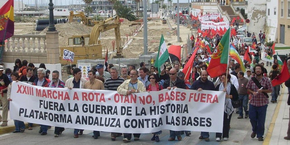 La visita del presidente estadounidense relanza las reivindicaciones sindicales en las dos poblaciones y les dará foco internacional