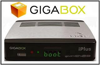 GIGABOX IPLUS EM TOCOMSAT COMBATE HD NOVA ATUALIZAÇÃO MODIFICADA V02.048 - 29/04/2018