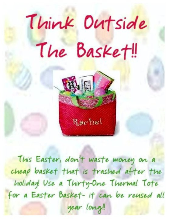 Lynn s thirty one gifts easter is on it s way