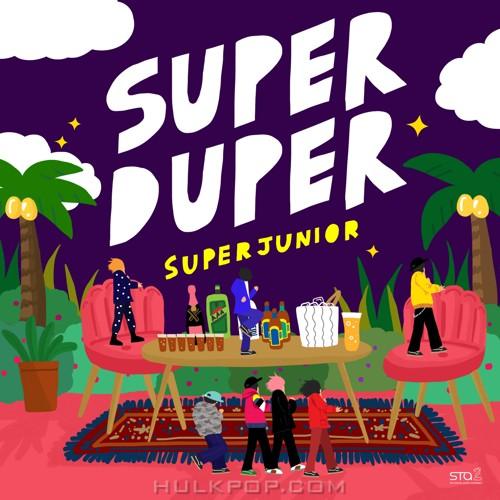 SUPER JUNIOR – Super Duper – SM STATION