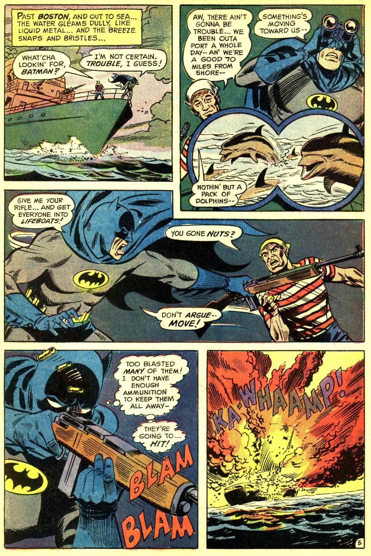 Detective Comics (1937) 405 Page 6