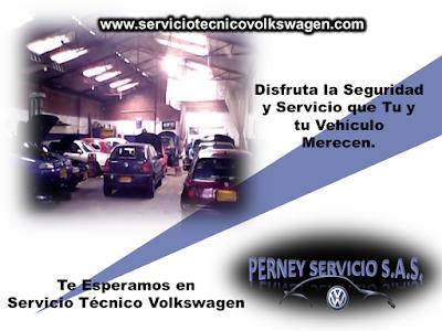 Perney Servicio SAS - Taller Volkswagen Bogota