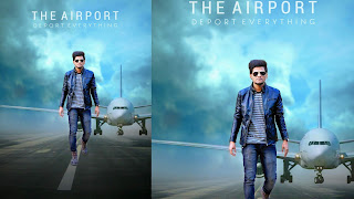 the airport editing by mmp picture